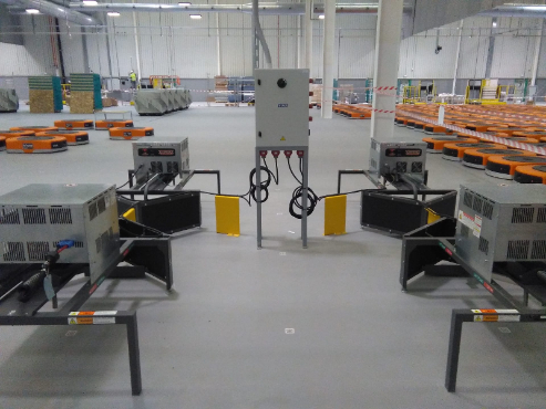 Primera Nave Robotizada de España de Amazon image 1