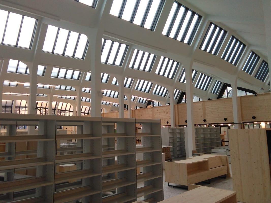 Biblioteca Barcelona image 1
